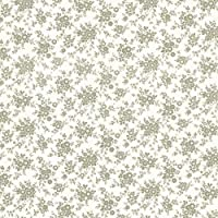 BHF 302-66862 Dainty Sage Small Floral Wallpaper by BHF