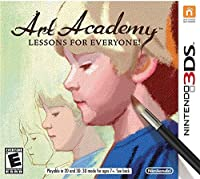 Art Academy: Lessons for Everyone! - Nintendo 3DS [並行輸入品]
