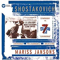 Shostakovich: Symphony No. 7 'Leningra by Mariss Jansons (2015-06-24)