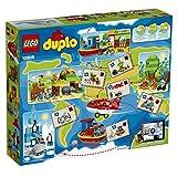 """レゴ (LEGO) デュプロ 世界のどうぶつ""""世界一周セット"""