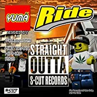 【DJ YUMA】RIDE Volume.109/HIP HOP RB/MIX CD
