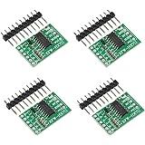 VKLSVAN 4個セット HX711モジュール 秤量センサー 24位精度ADモジュール 計量圧力センサーモジュール