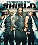 WWE The Destruction of the Shield 輸入盤Blu-ray [並行輸入品]
