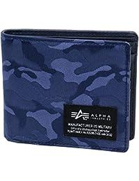 [アルファ インダストリーズ] 財布 二つ折り メンズ