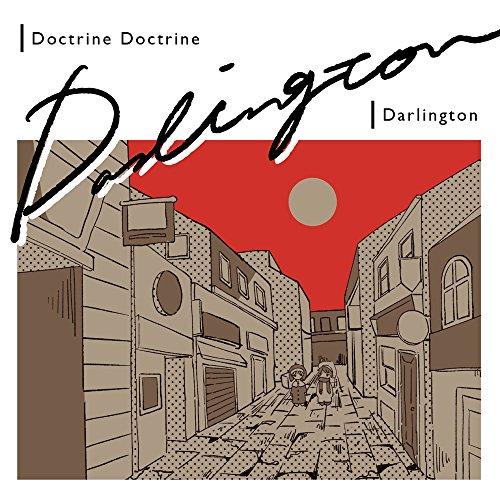 【Amazon.co.jp限定】Darlington <初回限定盤 限定ジャケット仕様/ランダム・キーホルダー付き>(特典 紙ブックカバー)