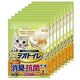 デオトイレ 1週間消臭・抗菌 飛び散らない消臭・抗菌サンド 2L×8個 (ケース販売)