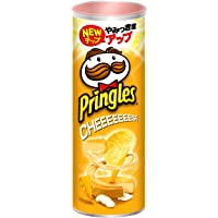 日本ケロッグ プリングルズ CHEEEEEESE M缶 110g
