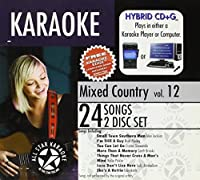 Mixed Country With Karaoke Edge 12
