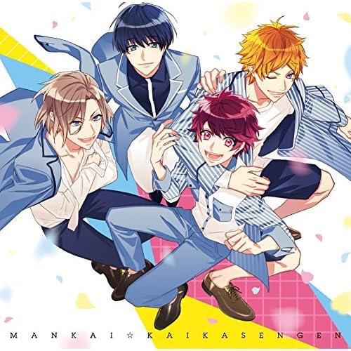 【Amazon.co.jp限定】『A3!(エースリー)』主題歌シングル MANKAI☆開花宣言(ポストカード付)