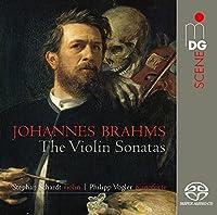 Johannes Brahms: Complete Violin Sonatas by Philipp Vogler Stephan Schardt