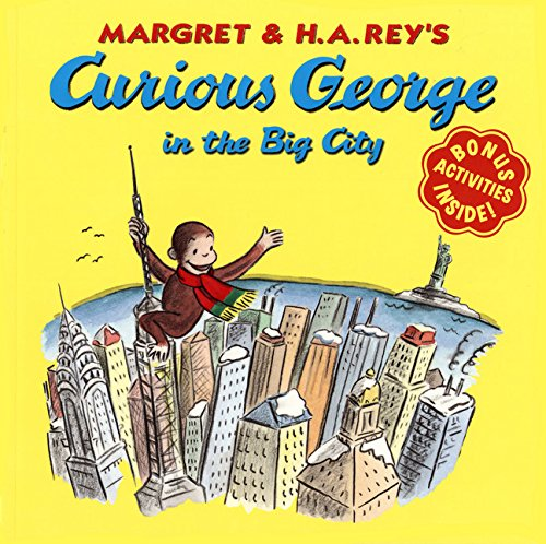 Curious George in the Big Cityの詳細を見る