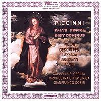 Sinf in Sol/Salve Regina/Dixit Dominus a Quattro/&