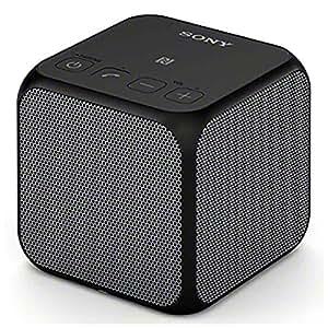SONY ワイヤレスポータブルスピーカー Bluetooth対応 ブラック SRS-X11/B