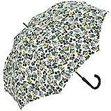 w.p.c 雨傘 キウ ジャンプ フローラ オフ 60cm K32-050
