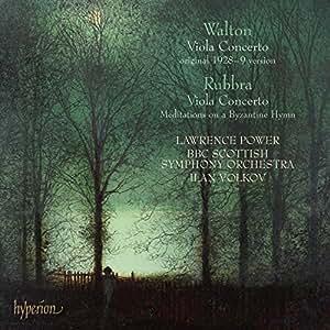 Viola Concerto Meditations on Byzantine Hymn