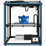 TRONXY工場直販 X5SA最大印刷サイズ330×330×400MM,大判DIYキット高精度産業用3Dプリンター本体3d printer 低ノイズプーリー、フィラメント消耗検出、ワンボタン自動レベリング、双方向冷却設計