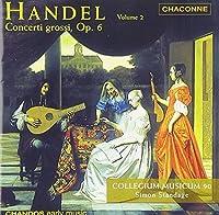 Concerti Grossi Op 6 by GIOVANNI PIERLUIGI PALESTRINA (1998-06-16)