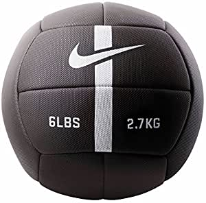 NIKE(ナイキ) ストレングス トレーニング ボール 3.6KG ブラック/ホワイト AT8005-010-M