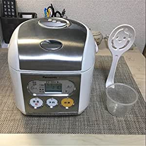 パナソニック 3合 炊飯器 マイコン式 ホワイト SR-MZ051-W