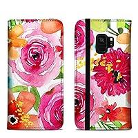 Decalgirl Samsung Galaxy S9 用フォリオケース Floral Pop