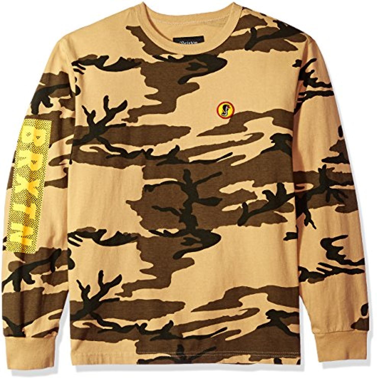 BRIXTON(ブリクストン) BRIXTON (ブリクストン) Tシャツ 長袖 ロンT FANG LS KNIT - OFF WHITE 02398 OFFWH メンズ