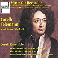 Corelli/Telemann/Morel: Music