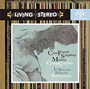 Franck: Symphony in D Minor (Hybr)