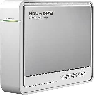 I-O DATA 1000BASE/T対応 ネットワークハードディスク 500GB HDL-GS500