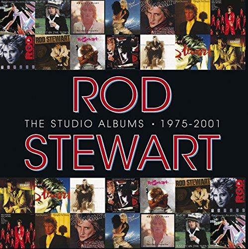 Rod Stewart: The Studio Albums 1975-2001
