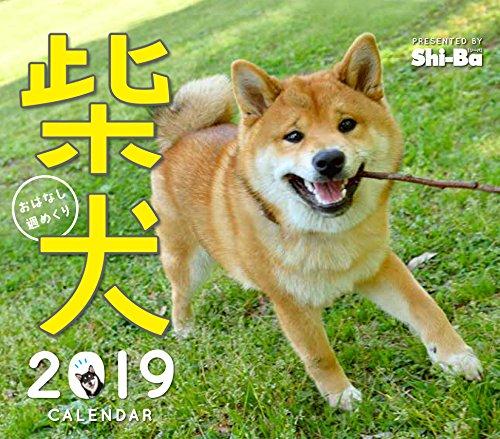 2019カレンダー 柴犬おはなし週めくり ([カレンダー])