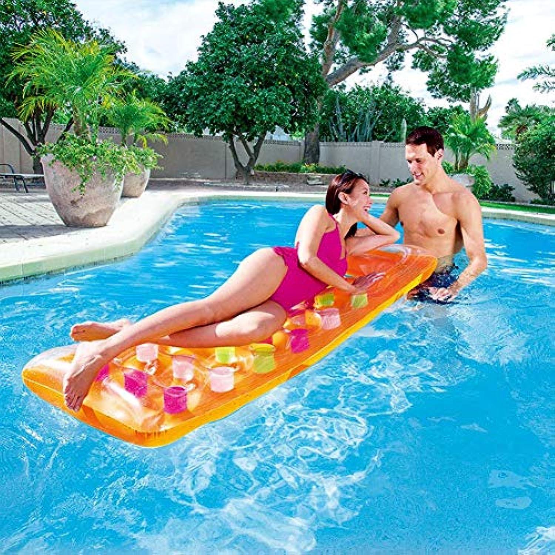 インフレータブルプールフロート 海フロート 水泳玩具 水泳用品 夏ウォータースポーツ ビーチパーティー 海水浴 用大人子供 防水 飾りおもちゃ 夏の日 プールパーティー