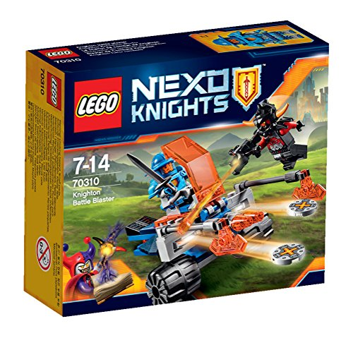 レゴ (LEGO) ネックスナイツ ナイトンディスクシューター 70310