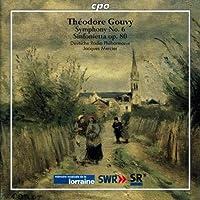 Theodore Gonuvy Symphony No.6 Sinfonietta op. 80