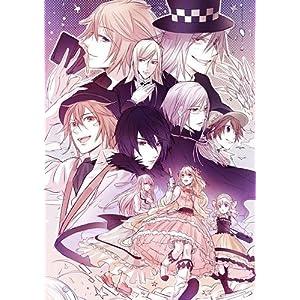 英国探偵ミステリア The Crown ラフ画集vol.1【書籍】