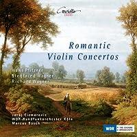 Pfitzner: Violin Concerto; S Wagner: Concerto; Wagner, Traume by Juraj Cizmarovic