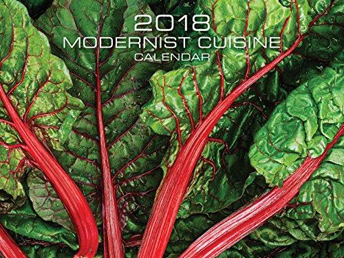 Modernist Cuisine 2018 Calendar