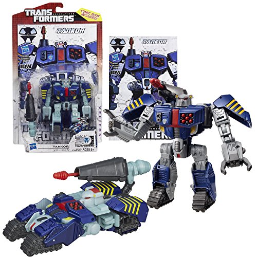 """Hasbro Year 2013 Transformers Generations """"Thrilling 30"""" Series Deluxe Class 4-1/2 Inch Tall Robot Action Figure #015 -"""