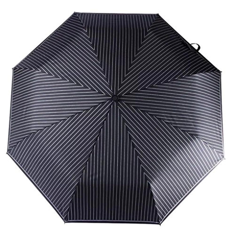 折りたたみ傘 ワンタッチ自動開閉 高強度グラスファイバー 8本骨 男女兼用 晴雨兼用 日傘 UVカット 紫外線遮蔽率99% 高密度NC布 耐風撥水 SFANY