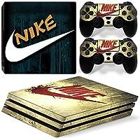 PS4 pro プロ 専用スキンシールΓスポーツ ナイキ Nike 」 本体用 + コントローラー用 × 2枚 ノーブランド 0403 [並行輸入品]