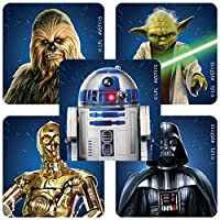Star Wars Classic ValueStickers - Prizes and Giveaways - 250 per Pack
