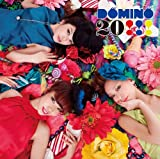 I don't know♪DOMINOのCDジャケット