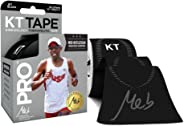 KT Tape Pro Kinesiology Athletic Tape, Latex Free, Water Resistant, Therapeutic Tape, Pro & Olympic Choice, Precut & Uncut Op