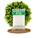 ECO Amenities Spa Sachet Individually Wrapped 1 ounce Cleaning Soap, 50 Bars per Case