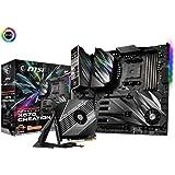 MSI Prestige X570 Creation Motherboard (AMD AM4, DDR4, PCIe 4.0, SATA 6Gb/s, M.2, USB 3.2, AX Wi-Fi 6, 10G Super LAN, Extende