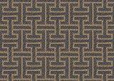 Abruzzo 室内用パターン カーペット エリアラグ 9' x 12' グレー AbruzzoCouristan