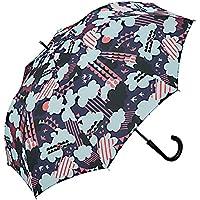 w.p.c 雨傘 キウ ジャンプ ウェザー ネイビー 60cm K32-054