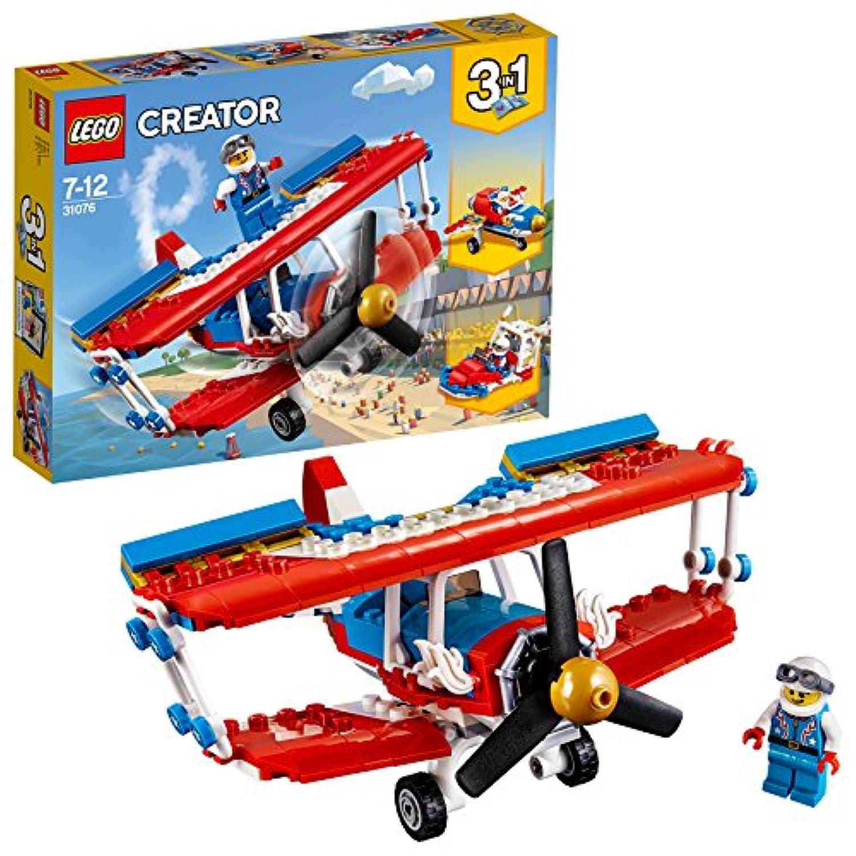 レゴ(LEGO) クリエイター スタント飛行機 31076
