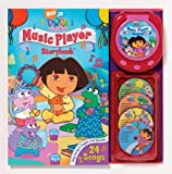 Nick JR. Dora the Explorer Music Player and Storybook (Music Player Storybook)