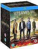 Supernatural Season 1-12 [Blu-ray Region Free 一部日本語無し](Import版)