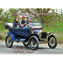 175 Car Rally Photos: cars 1910 to 1940